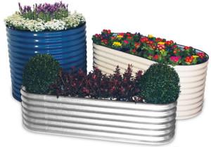 Slimline Colorbond Steel Water Tanks