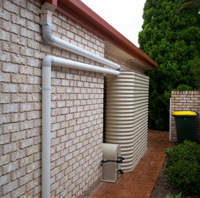 Melbourne Slimline Colorbond water Tanks