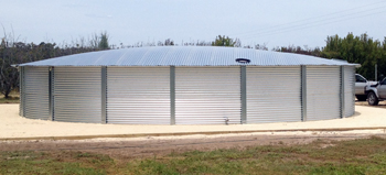 Stockman Rural Water Tank