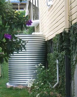 Rain Water Tank Toowong