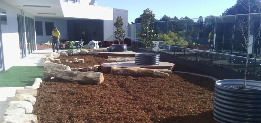 Round Raised Garden Beds
