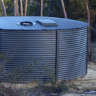 Build on Stite Rural Colorbond Water Tank